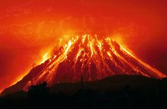 volcano erupting | The Soufiere Volcano Erupts | Flickr - Photo Sharing!