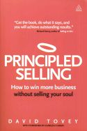 In Principled Selling, David Tovey explains that businesses must abandon their old heavy-handed, cold-calling sales approaches and instead use social media to determine what actually stimulates today's consumers. In addition, businesses must focus on motivating customers and clients, maintaining customer loyalty, and becoming trusted suppliers and advisers.