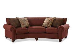 C9 Custom Collection <b>Custom</b> Conversation Sofa by Craftmaster