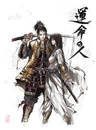 Resultado de imagem para samurai deviantart