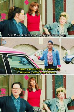 """And she's a little ~weird~, which just means you would never have a boring moment in her company. 