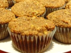 Almond flour apple muffins- the recipe is for carrot cake.  I use apple instead of carrot & leave out the frosting.  Makes really great muffins.  Oh, I also usually use kefir instead of coconut milk.  And I always double the batch. :)