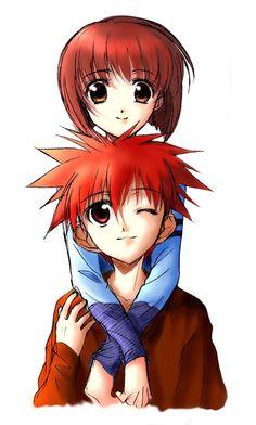 Daisuke x Riku. D.N.Angel. Oh man I ship them