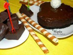 Prajitura Raffaello făcută în casă cu cremă mascarpone Oreo Brownies, Brownie Cake, Nutella, Romanian Food, No Cook Desserts, Oreo Cheesecake, Pudding, Cooking, Biscuit