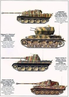 foto van Panzerwaffe - German Armored Force in Army Vehicles, Armored Vehicles, Military Weapons, Military Art, Military History, George Patton, Tank Armor, Tiger Tank, Tank Destroyer