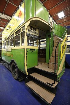 Scottish Vintage Bus Museum - at the forefront of historic bus restoration and operation in Scotland and houses, on a 49-acre site, about 190 vehicles. Around 160 are buses, most of Scottish origin, in varying levels of condition, from fully restored to dilapidated. http://www.svbm.org.uk