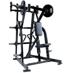 Hammer Strength Plate-Loaded Iso-Lateral Low Row