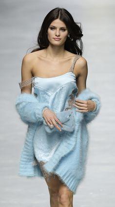 #DELORTAE AGENCY™ LUV PASTELS ~ Blumarine's Fall/Winter 2008/09 women's show at Milan Fashion Week February 19, 2008
