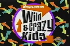 Wild and Crazy Kids ('90-'92) | 12 Nickelodeon Game Shows You Wanted To Be On