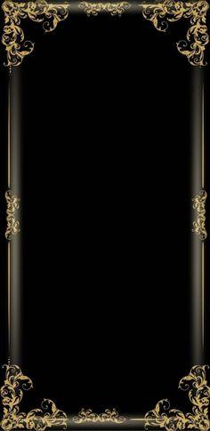 Framed Wallpaper, Lock Screen Wallpaper, Wallpaper Backgrounds, Banner Background Images, Gold Background, Cellphone Wallpaper, Iphone Wallpaper, Frame Template, Borders And Frames