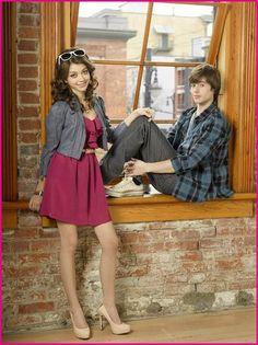 "matt prokop and sarah hyland geek charming  | Disney Channel Original Movie ""Geek Charming"" Arrives On DVD ..."