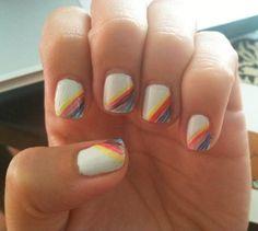 Mani Monday: Salinger-Inspired Nail Art