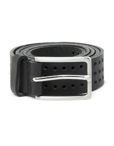Perforated Leather Belt Mothers, Belt, Leather, Accessories, Women, Fashion, Belts, Moda, Fashion Styles