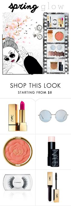 """n°34 Spring glow 