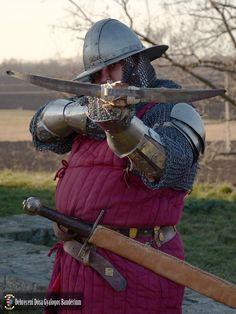 XIV century crossbowman