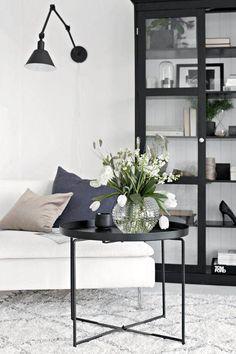 Minimal interior design #interiorgoals #minimalinterior #interiordecor #interiordesign / Instagram: @fromluxewithlove
