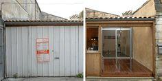Arkitektene fra Fabre/deMarien så potensialet i den gamle garasjen.