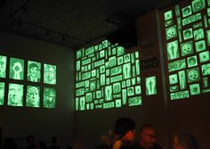 Binary Prints by Alex Trochut on Levineleavitt.com #Illustration #FineArt #Installation #Experiential #Design #Exhibition