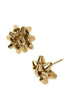 Gold gift bows....I want them!