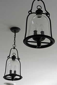 above island in kitchen! Troy Lighting