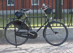 Lovely Bicycle!: The Pashley Roadster Sovereign: Review After Two New England Winters