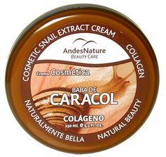 ANDES NATURE SNAIL CREAM CREMA DE CARACOL PARA LA PIEL
