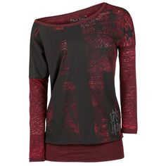 Ladies Tee/ Rock Rebel by EMP, 27,99€