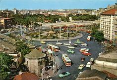 Taksim Meydanı 1960'lar