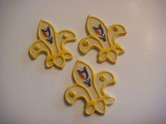 Eagle Scout Emblem Cookies