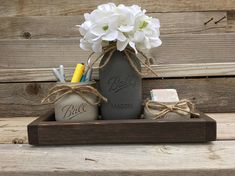 Office Decor New Job Gift Rustic Office Desk Accessories – office life Rustic Office Desk, Rustic Desk, Rustic Wall Decor, Home Office Desks, Home Office Furniture, Office Decor, Office Ideas, Decorating Office At Work, Furniture Ideas