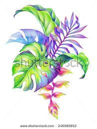 jungle flower prints - Google Search