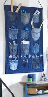 """Résultat de recherche d'images pour """"idées couture avec un jean"""""""