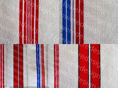 047. Digital ticking stripe fabric antique ticking fabric