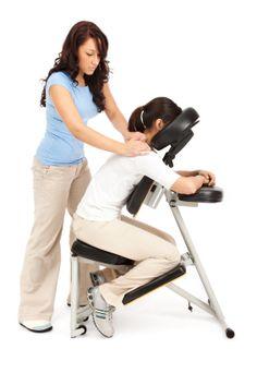 Sillas de masaje - camillas masaje, kinesiotape, productos fisioterapia, sillas masaje, lampara infrarrojos, taburetes estetica