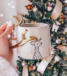 Creative Christmas Mugs Designs - Page 19 of 26 - newyearlights. com - mugs;mugs diy;christmas mugs;christmas w -