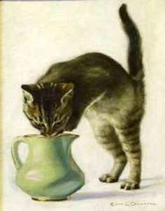 Vanishing Cream. Edna Crompton, artist.
