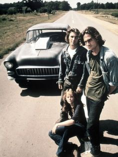 Two-Lane Blacktop, Dennis Wilson, James Taylor, Laurie Bird, 1971 Music Photo - 30 x 41 cm Dennis Wilson, Hot Rod Movie, American Graffiti, Chevy Muscle Cars, Old Race Cars, Drag Cars, Pontiac Gto, Film Serie, Drag Racing