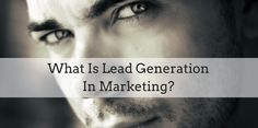 Have you ever wondered what is lead generation in marketing? Shoot what are you talking about when you say a lead? A lead is any qualified person who is interested in your product, service or opportunity. In the old days businesses found their leads through word of mouth and of course direct mailing. Or some [ ] The post What Is Lead Generation In Marketing? appeared first on Mark Nelson Online.