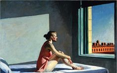 Edward Hopper: Alone Photo: Columbus Museum of Art