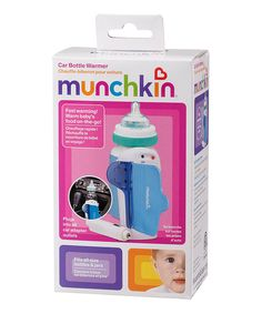 Munchkin Car Bottle Warmer | zulily