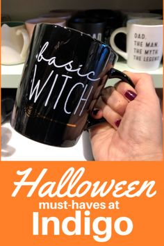 11 Halloween Must-Haves from Indigo - My Family Stuff