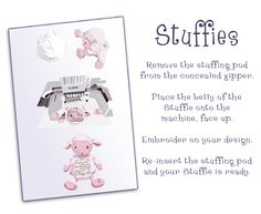Embroidery - BabyCubbies wholesale