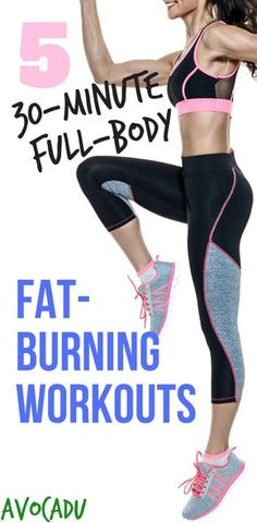 30-Minute Full-Body Fat-Burning Workouts | Workout Plan to Lose Weight | Ab Exercises | Weight Loss Workouts | #workoutroutine #burnfat #losebellyfat #workoutplan