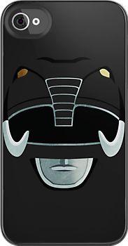 Black Ranger iPhone Case (http://www.redbubble.com/people/gallantdesigns/works/9121747-black-ranger)