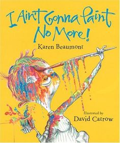 Love this book!  I created a costume from this for our literacy day last year.