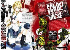 Shouji Sato, Madhouse, High School of the Dead, Rei Miyamoto, Rika Minami
