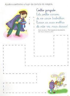 Atividade Infantil: Atividades de Coordenação Motora