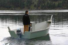 lumber yard skiff