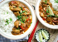 Easy Cooking, Cooking Recipes, Easy Recipes, Tasty, Yummy Food, Peanut Sauce, Keto Dinner, Chana Masala, No Cook Meals