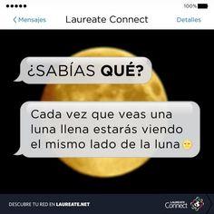 ¿Has tomado fotografías de una luna llena? #SabiasQue #LunaLlena #Fotografia #Laureate